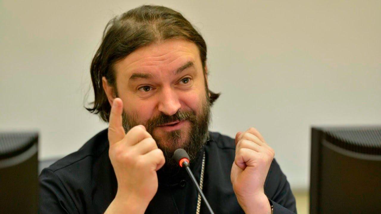 Творческая встреча с писателем, священником Андреем Ткачёвым