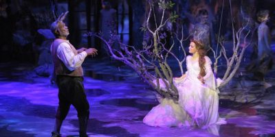 Опера «Сон в летнюю ночь» в Концертном зале Мариинского театра