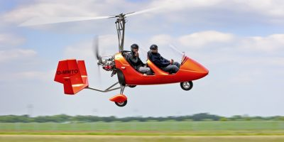 Развлекательные полёты над Кронштадтом от компании «Авиадух»
