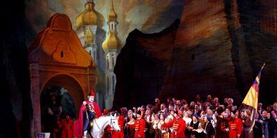 Опера «Мазепа» в Мариинском театре