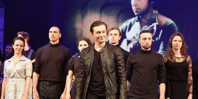 Музыкальный спектакль «Высоцкий. Рождение легенды»