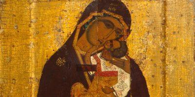 Коллекция Эрмитажа «Русские иконы XIII–XVII веков»