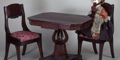 Коллекция Эрмитажа «Русские деревянные резные изделия XVIII–XIX веков»