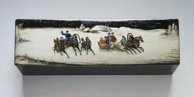 Коллекция Эрмитажа «Русские художественные лаки XVIII–XX веков»
