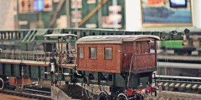Постоянная экспозиция Музея железнодорожного транспорта «Строительные и дорожные машины»