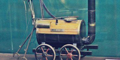 Постоянная экспозиция Музея железнодорожного транспорта «Зарождение железных дорог России»