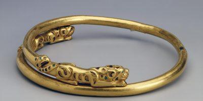 Сибирская коллекция Петра I в Эрмитаже