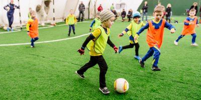 детская футбольная школа «Юниор»