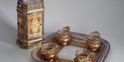 Коллекция Эрмитажа «Русское художественное стекло XVII – начала XXI веков»
