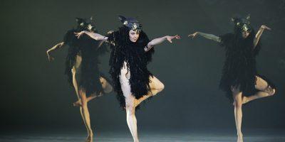 Балет «Ярославна. Затмение» на Второй сцене Мариинского театра