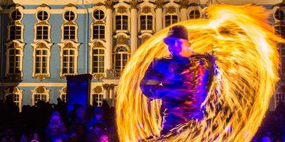 Фестиваль «Зимний вечер света»