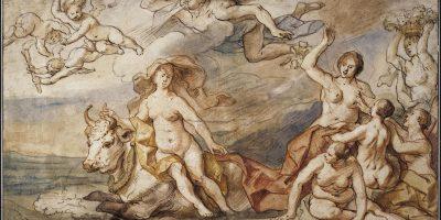 Коллекция Эрмитажа «Западноевропейский рисунок»