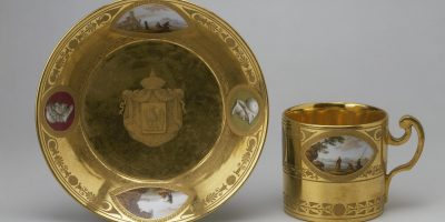 Коллекция Эрмитажа «Западноевропейский фарфор»