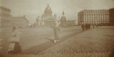 Петербург глазами наших прабабушек и прадедушек