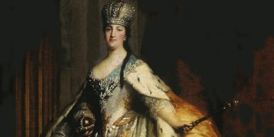 Выставка «Екатерина Великая в стране и мире»