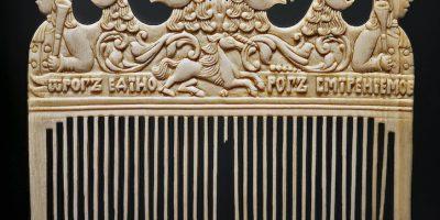 Коллекция Эрмитажа «Русские костяные резные изделия VIII–XIX веков»