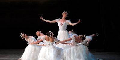 Одноактные балеты «Шопениана» и «Жар-птица» в Мариинском театре
