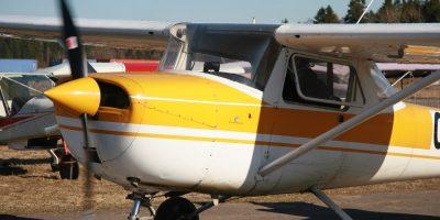 Полёты на самолётах малой авиации