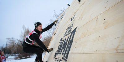 Спортивный фестиваль «Гонка героев. Зима»