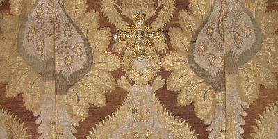 Коллекция Эрмитажа «Церковные облачения»