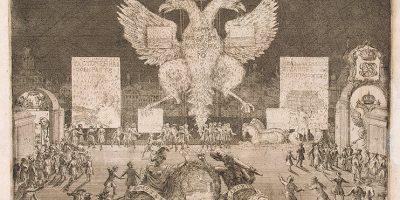 Коллекция Эрмитажа «Русская гравюра петровского времени»