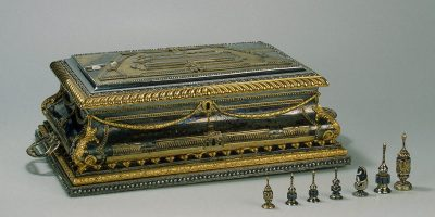 Коллекция Эрмитажа «Тульский художественный металл XVIII–XIX веков»