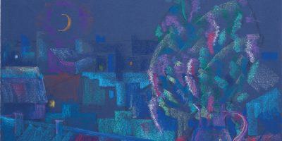 Выставка Андрея Бодрова «Графика»