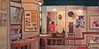 Постоянная экспозиция Музея железнодорожного транспорта «Железные дороги в Великой Отечественной войне 1941–1945 годов»