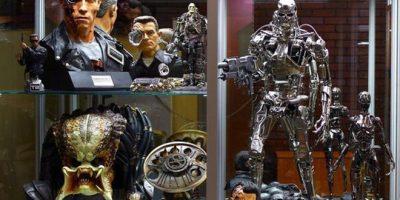 Выставка «Империя роботов»