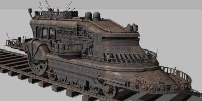 Постоянная экспозиция Музея железнодорожного транспорта «Локомотивостроение»