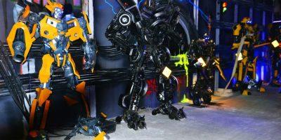 Акция «Полёт на планету роботов» от кибернетических музеев Петербурга