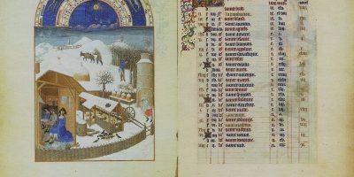 Коллекция Эрмитажа «Западноевропейская книжная миниатюра»