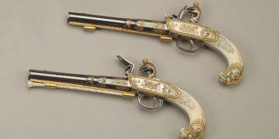 Коллекция Эрмитажа «Огнестрельное оружие Европы»