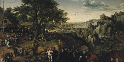 Коллекция Эрмитажа «Нидерландская живопись ХV–ХVI веков»