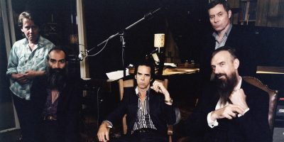 Концерт Nick Cave & The Bad Seeds