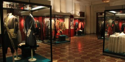 Коллекция Эрмитажа «Ливрейные платья»