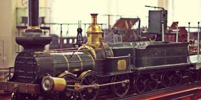 Постоянная экспозиция Музея железнодорожного транспорта «Подвижной состав»