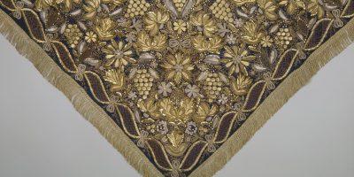 Коллекция Эрмитажа «Русские шёлковые ткани»