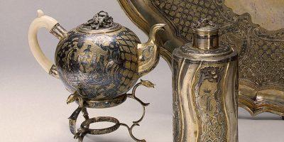 Коллекция Эрмитажа «Изделия из драгоценных металлов XVI–XX веков»