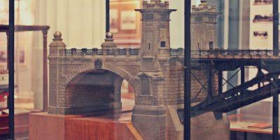 Постоянная экспозиция  Музея железнодорожного транспорта «Мостостроение»