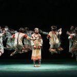 Балеты «Петрушка», «Свадебка», «Весна священная» в Мариинском театре