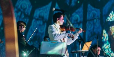 Концерты «Классика в темноте: Притяжение»
