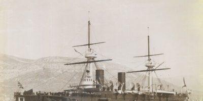 Фотонегативный фонд Военно-морского музея (постоянная выставка)