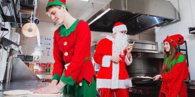 Новогодняя акция в пиццериях «Додо Пицца»