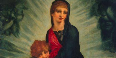 Выставка к завершению реставрации картины Россо Фьорентино «Мадонна во славе»