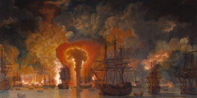 Фонд изобразительного искусства Военно-морского музея (постоянная выставка)